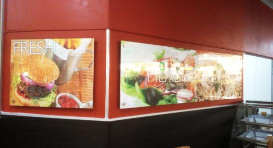 signage display by isprint Sydney