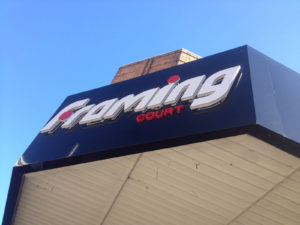 framing sign by isprint Sydney