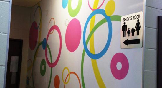 art wall by isprint Sydney