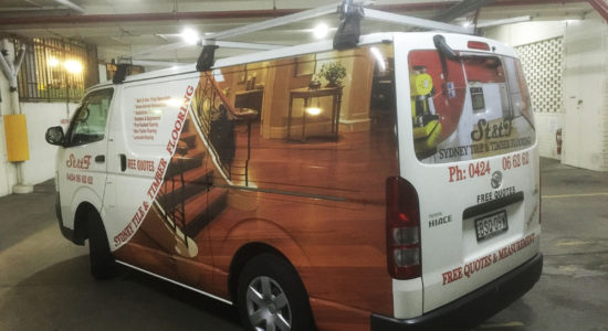 car graphics by isprint Sydney