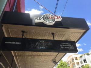 shop signage examples by isprint Sydney