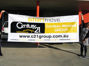 real estate banner by isprint Sydney